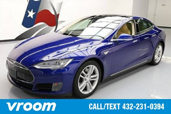 2015 Tesla Model S 7 DAY RETURN / 3000 CARS IN STOCK