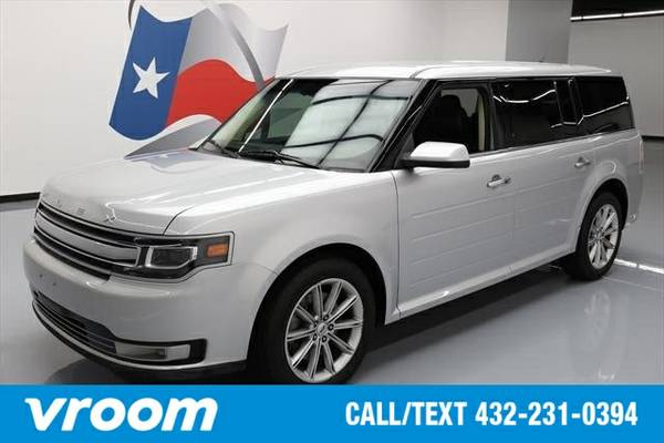 2014 Ford Flex Limited 7 DAY RETURN / 3000 CARS IN STOCK