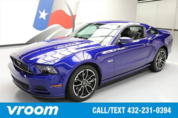 2013 Ford Mustang 7 DAY RETURN / 3000 CARS IN STOCK