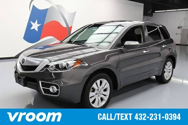 2010 Acura RDX 7 DAY RETURN / 3000 CARS IN STOCK