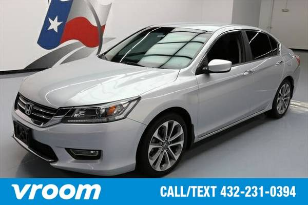 2013 Honda Accord Sport 7 DAY RETURN / 3000 CARS IN STOCK