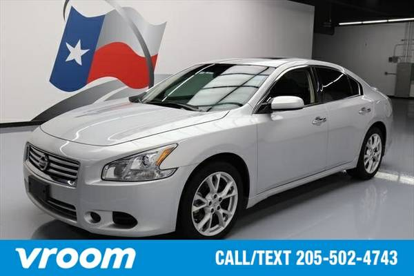 2014 Nissan Maxima S 4dr Sedan Sedan 7 DAY RETURN / 3000 CARS IN STOCK
