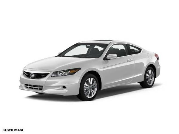 2011 Honda Accord 2dr I4 Auto EX-L Coupe Accord Honda