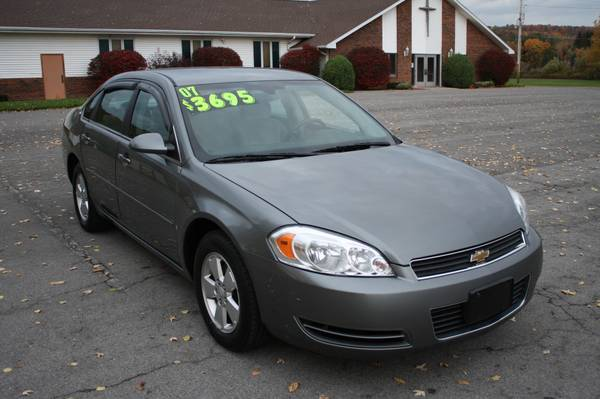 2008 Chevrolet Impala LT, 6cyl, Automatic, Sharp!