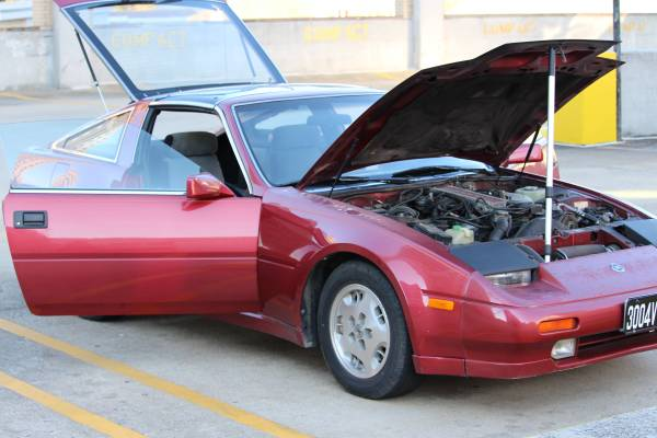 300ZX NEED GONE GREAT FAST CAR