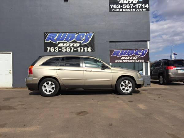 2004 Chrylser Pacifica FWD Leather Loaded