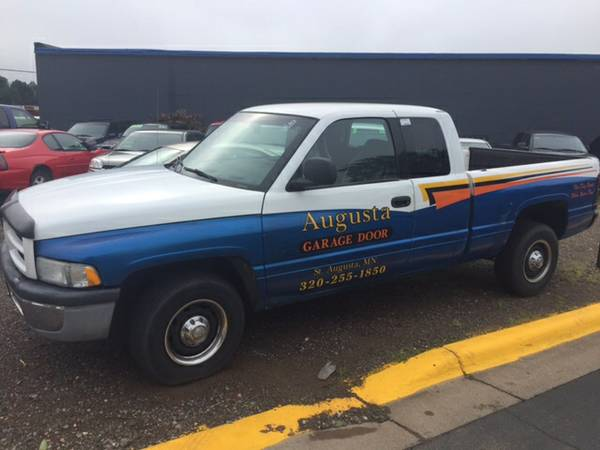 2002 Dodge Ram 2500 Extended Cab