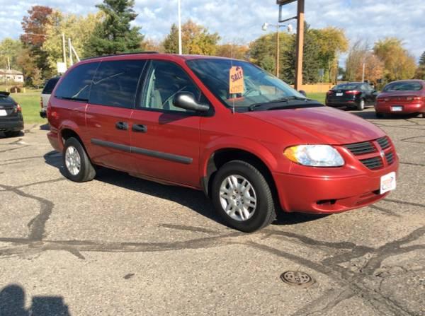 2007 Dodge Grand Caravan rust free!!