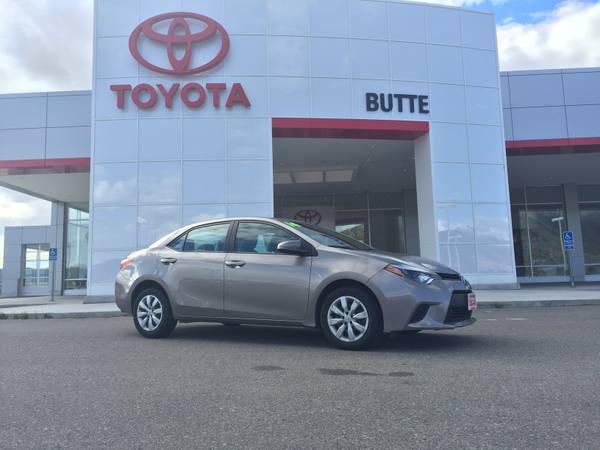 2014 Toyota Corolla L - Good Credit, Bad Credit, No Problem
