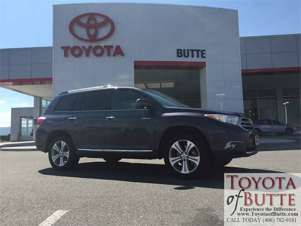 2013 Toyota Highlander Limited - Good Credit, Bad Credit, No Problem