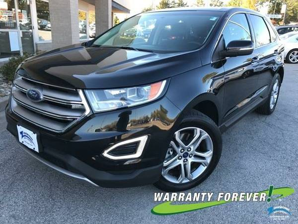 2015 *Ford*Edge* Titanium - GOOD OR BAD CREDIT OK!