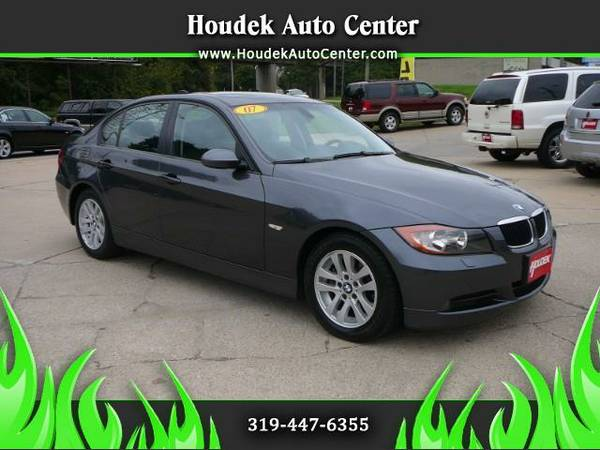 2007 BMW 3-Series 328i@1 OWENR@NAVIGATION@LOADED