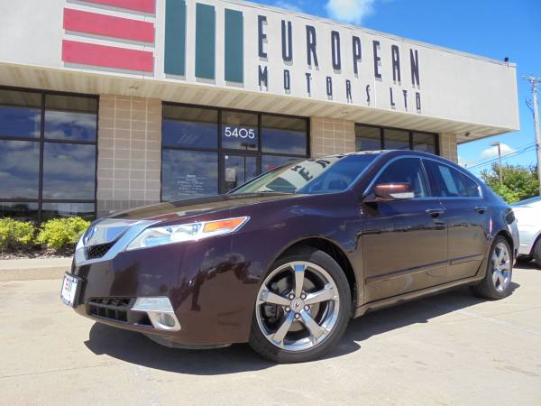 2009 Acura TL SH-AWD Technology 3.7 Locally Owned
