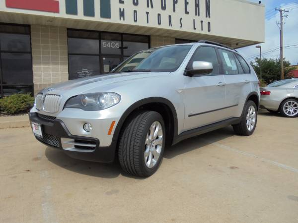 2008 BMW X5 4.8 AWD with New Brakes!