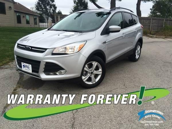 2015 *Ford*Escape* SE - GOOD OR BAD CREDIT OK!
