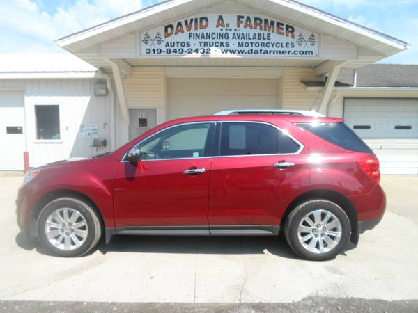 2011 Chevy Equinox 2LT FWD**Sharp/Loaded**{www.dafarmer.com}