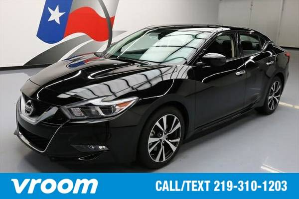 2016 Nissan Maxima 7 DAY RETURN / 3000 CARS IN STOCK