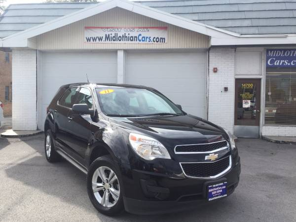 HAVE A JOB? GET A CAR...2010 CHEVROLET EQUINOX