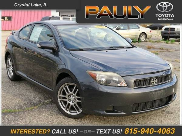 2006 Scion tC Base Coupe tC Scion