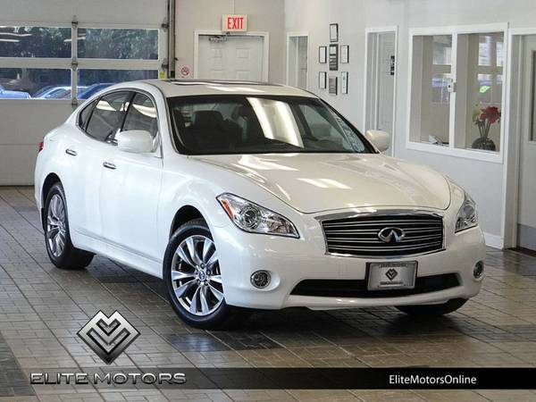 ★2013 INFINITI M37X★GOOD CREDIT, BAD CREDIT...