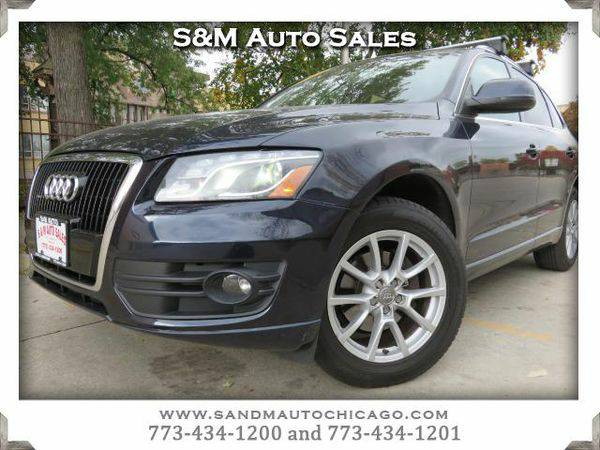 2009 *Audi* *Q5* 3.2 quattro Premium **100% approval is our goal**