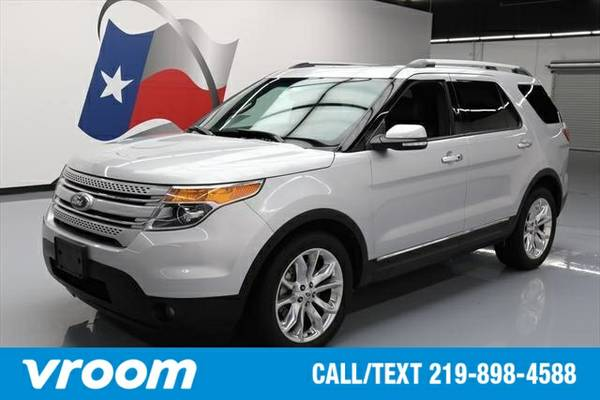2014 Ford Explorer Limited 4dr SUV SUV 7 DAY RETURN / 3000 CARS IN STO