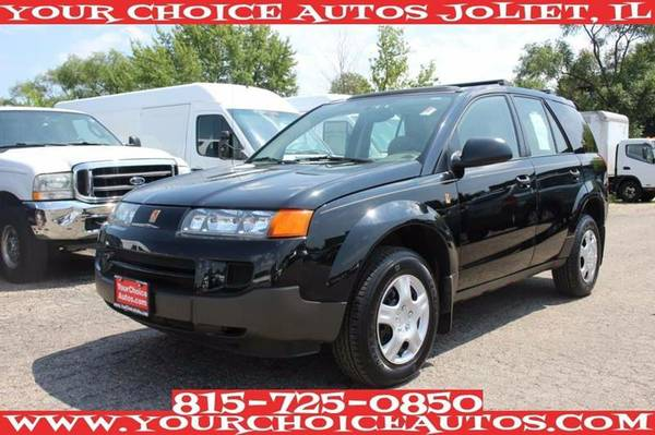 2003 *SATURN* *VUE* 90K 1OWNER GAS SAVER SUNROOF NEW TIRES CD 903310