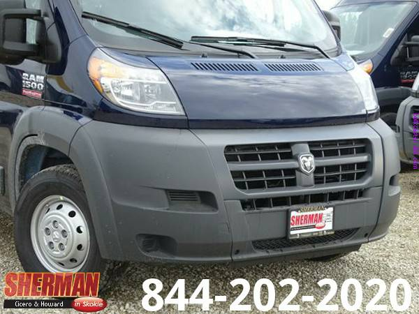 ☕2017 Ram ProMaster Cargo Van/NO-MONEY-DOWN PROGRAMS☕