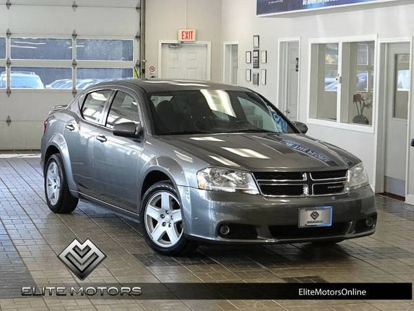 ★2013 DODGE AVENGER SXT★GOOD CREDIT, BAD CREDIT...