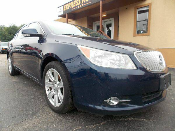 2011 *Buick* *LaCrosse* CXL FWD - GET APPROVED TODAY!