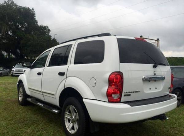 MUST SELL-NICE 2004 DODGE DURANGO HEMI LIMITED-3RD ROW-LOADED