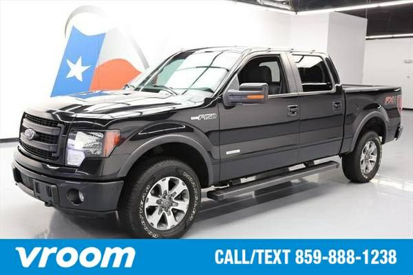 2013 Ford F-150 FX4 4dr SuperCrew 4WD Truck 7 DAY RETURN / 3000 CARS I