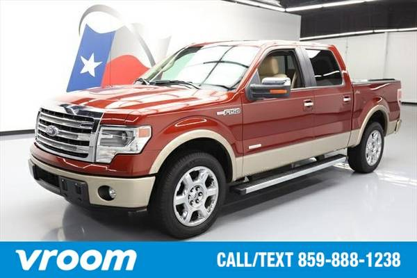 2014 Ford F-150 Lariat 4dr SuperCrew Truck 7 DAY RETURN / 3000 CARS IN