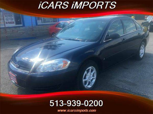 2007 *Chevrolet* *Impala* LS SALE TODAY !!