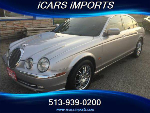 2001 *Jaguar* *S-Type* 4.0 SALE TODAY !!