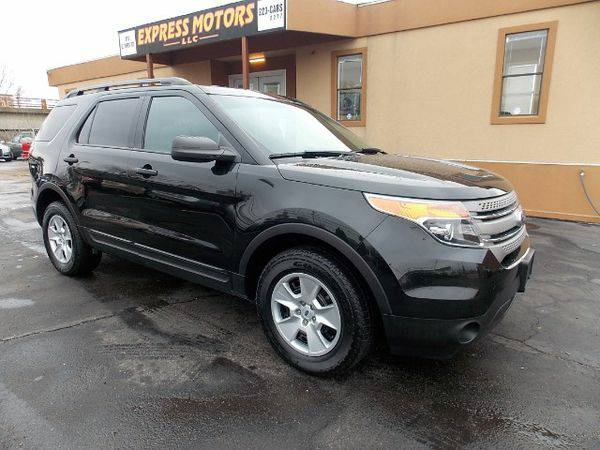 2014 *Ford* *Explorer* Base 4WD - GET APPROVED TODAY!