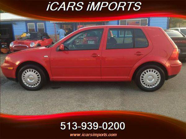 2002 *Volkswagen* *Golf* GL SALE TODAY !!