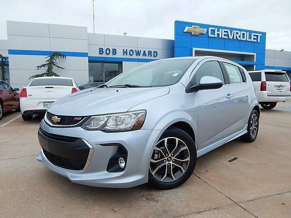 2017 CHEVY SONIC HATCH LT RS TURBO-HTD SEATS, APPL/ANDROID CARPLAY, XM