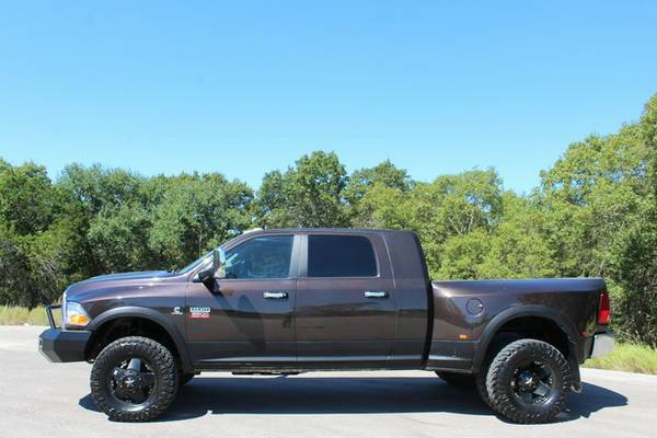 2011 DODGE RAM 3500 4X4 MEGACAB DUALLY 6.7L CUMMINS*ONLY 99K Mi!*CALL!