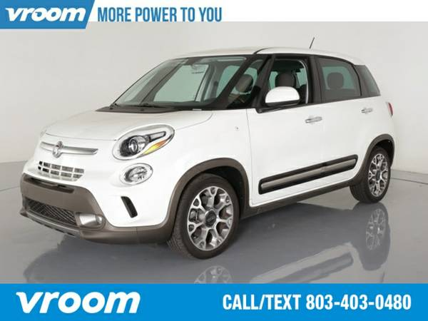 2014 FIAT 500L Trekking Hatchback 7 DAY RETURN / 3000 CARS IN STOCK