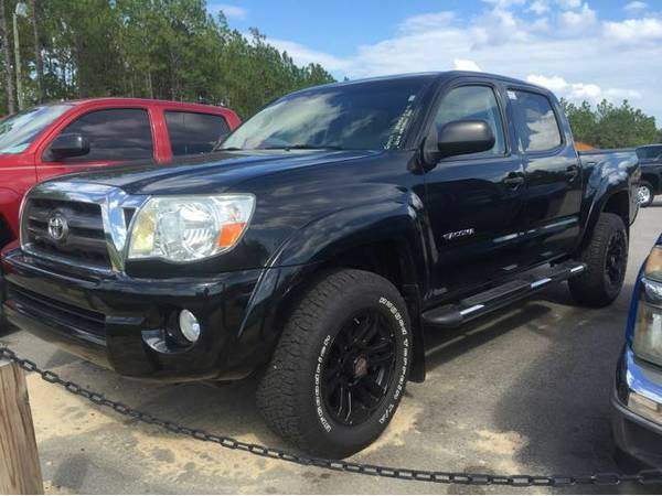 2010 Toyota Tacoma Prerunner 2 to choose from