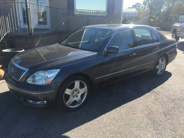 Lexus LS430 Awesome Car in excellent condition