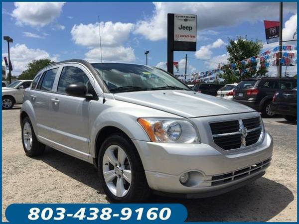 2011 *Dodge Caliber* Mainstreet - (Bright Silver Metallic Clearco) 4...