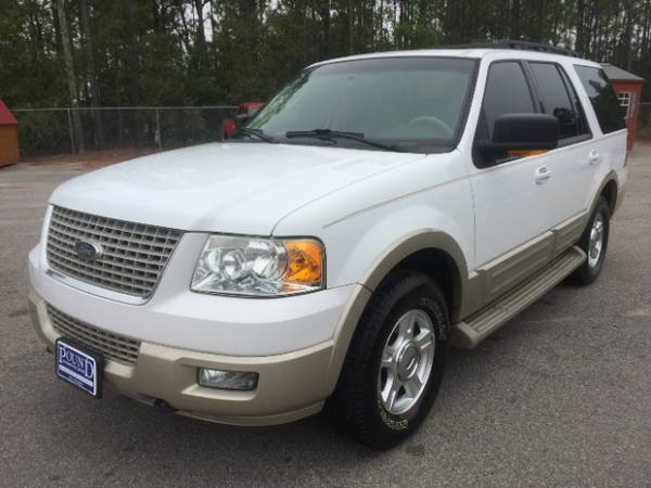 Ford Expedition Eddie Bauer 4wd loaded with dvd system, new michelins