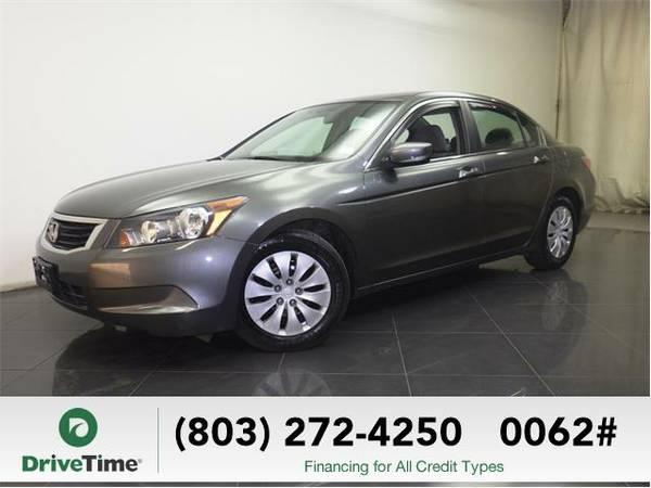 2010 *Honda Accord* LX - BAD CREDIT OK