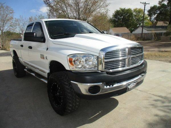 2008 *Dodge* *Ram* *2500* 4WD Quad Cab 160.5 Laramie - CALL/TEXT