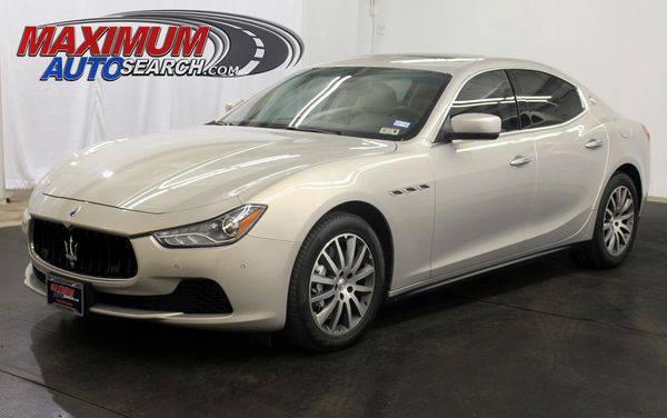 2014 *Maserati* *Ghibli* S Q4