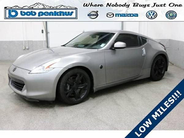 2010 Nissan 370Z 2D Coupe only 48,138 miles