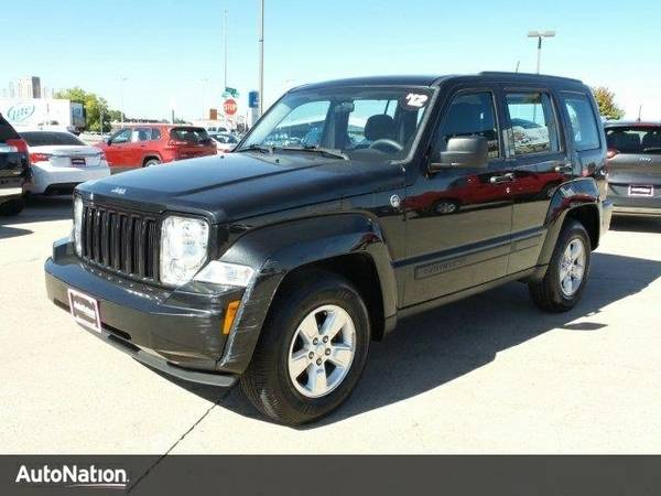 2012 Jeep Liberty Sport SKU:CW184110 SUV