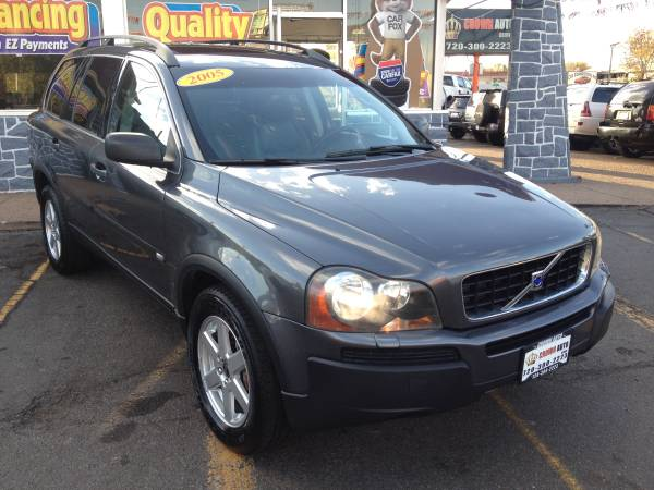 2005 Volvo XC90 AWD 3rd Row Seat Excellent Condition